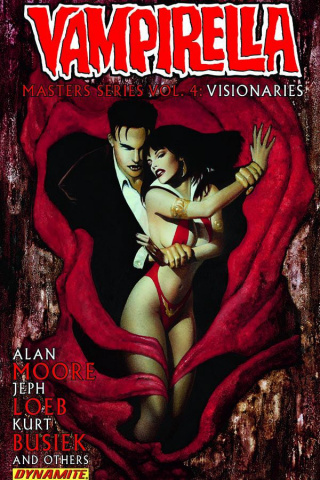 Vampirella Masters Series Vol. 4: Alan Moore