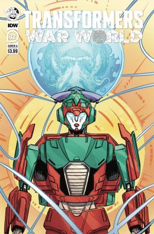 The Transformers #32 (Dan Schoening Cover)