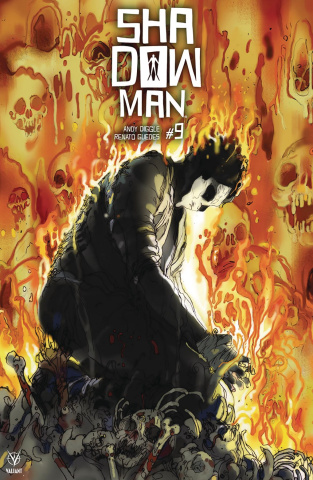 Shadowman #9 (Grant Cover)