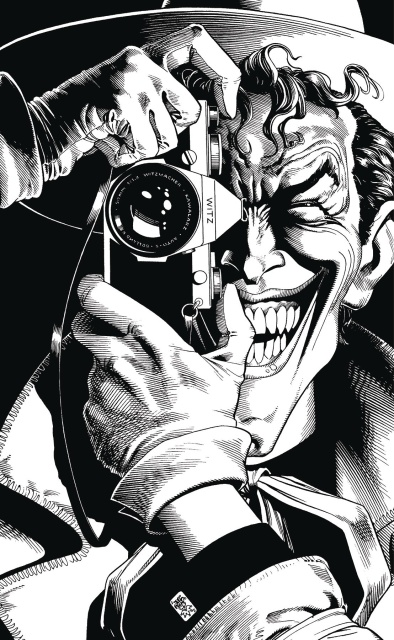 Joker: An Adult Coloring Book
