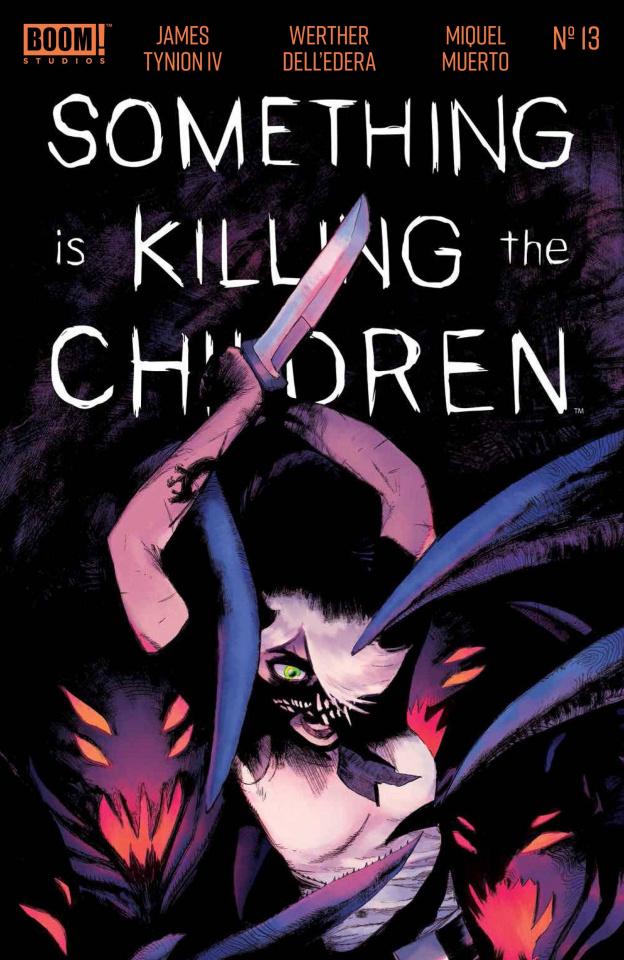 Something Is Killing the Children #13