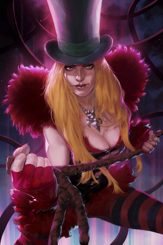 Grimm Fairy Tales: Wonderland #40 (Wimberly Cover)