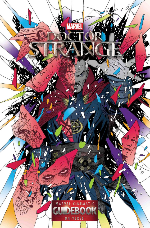 The Guide to the Marvel Cinematic Universe: Doctor Strange
