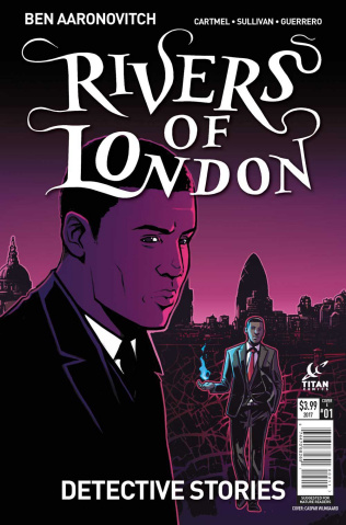 Rivers of London: Detective Stories #1 (Wijngaard Cover)