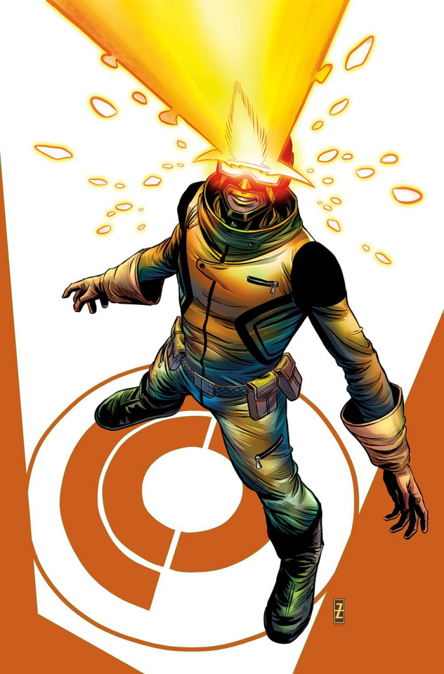 Catalyst Prime: Superb #2 (20 Copy Cassaday Cover)