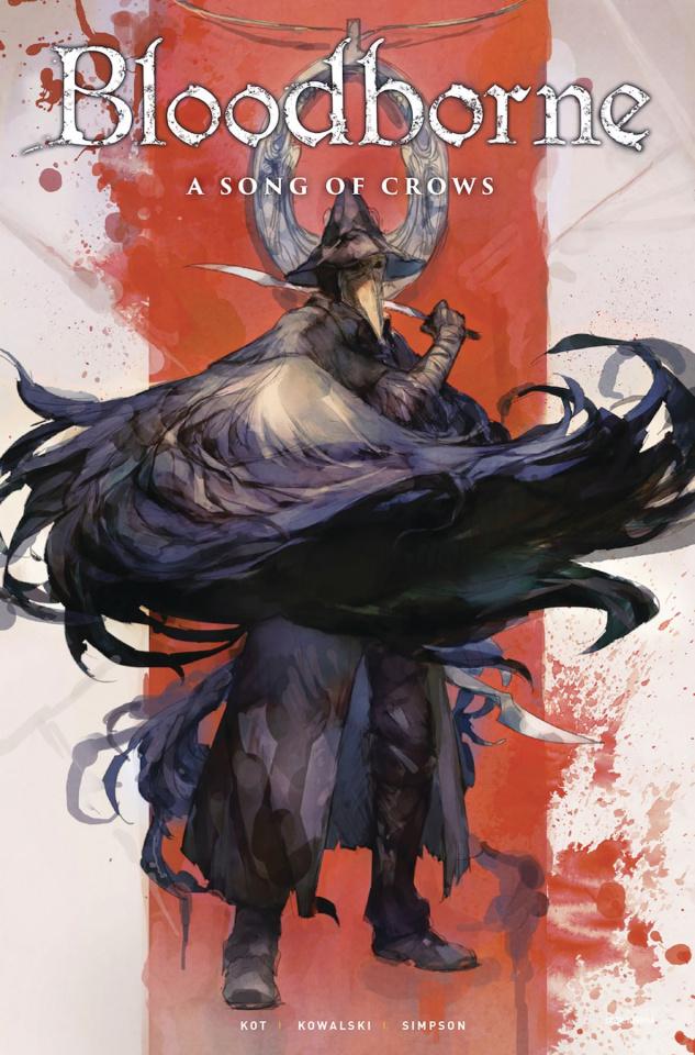 Bloodborne #11 (Yoshioka Cover)