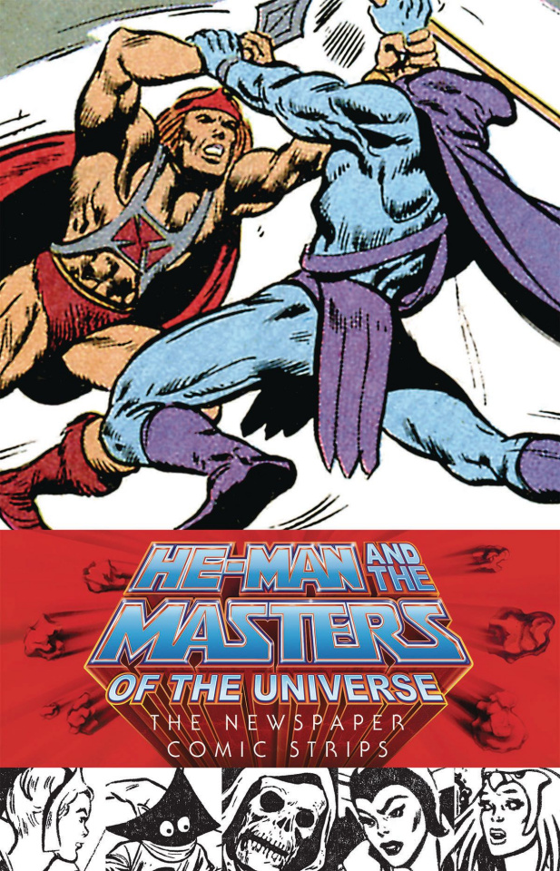 He-Man and The Masters of the Universe Newspaper Comic Strips