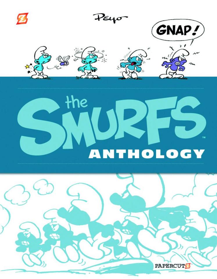 The Smurfs Anthology Vol. 1