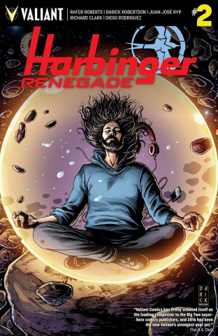 Harbinger: Renegade #2 (2nd Printing)