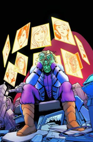 The Legion of Super Heroes Vol. 3: The Fatal Five