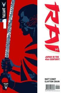 Rai #1 (Allen Cover)