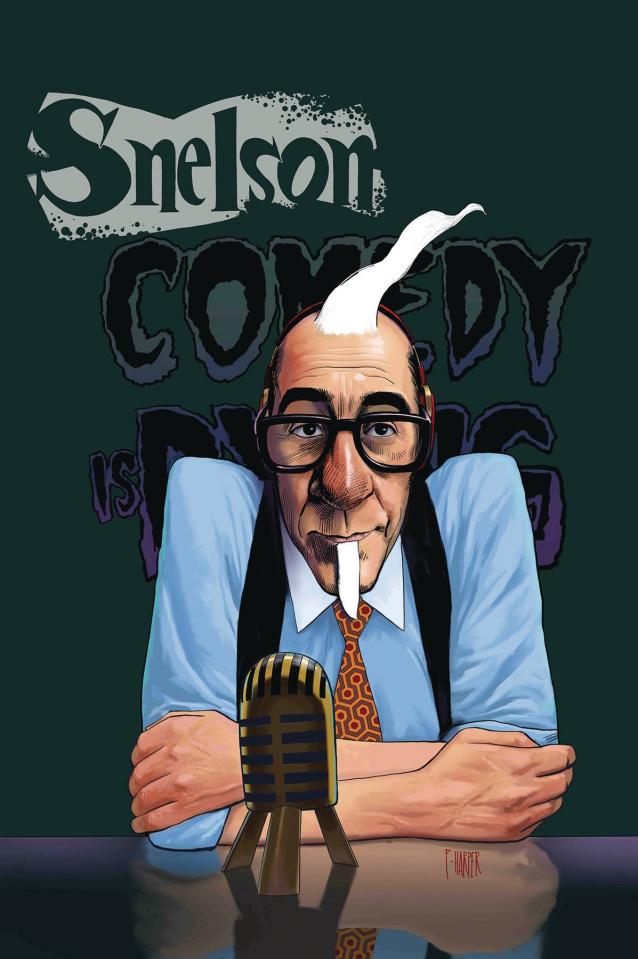 Snelson #2 (Harper Cover)