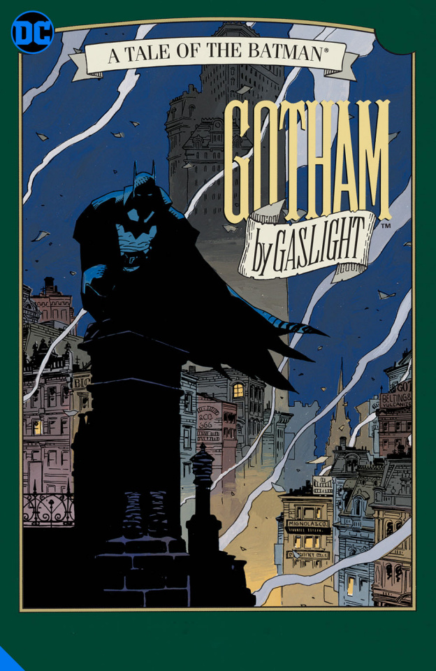 Batman: Gotham by Gaslight (The Deluxe Edition)