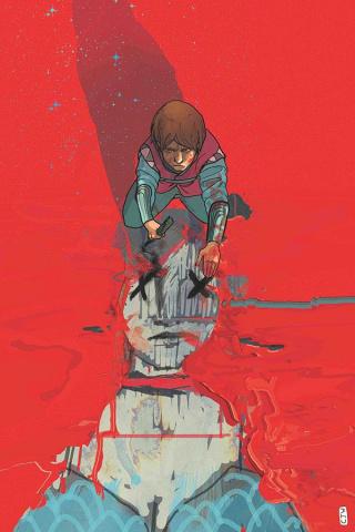 Killing Red Sonja #1 (25 Copy Ward Crimson Virgin Cover)