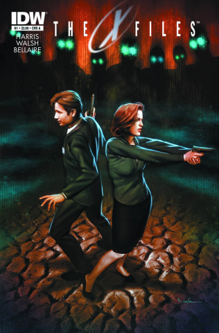 The X-Files, Season 10 #1