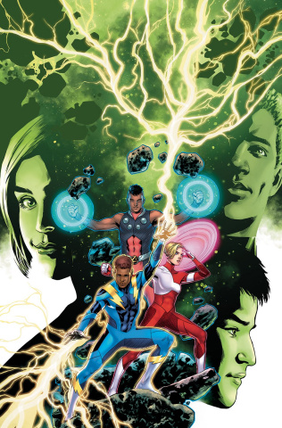 The Legion of Super Heroes #4