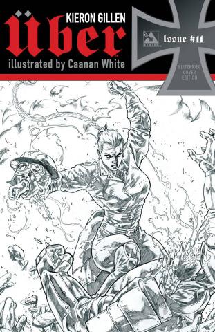 Über #11 (Blitzkrieg Cover)