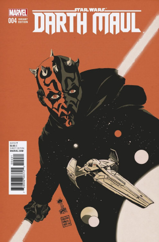 Star Wars: Darth Maul #4 (Francavilla Cover)