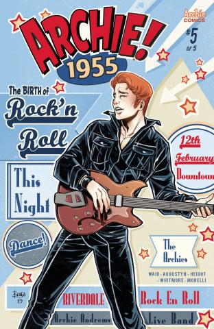 Archie: 1955 #5 (Braga Cover)
