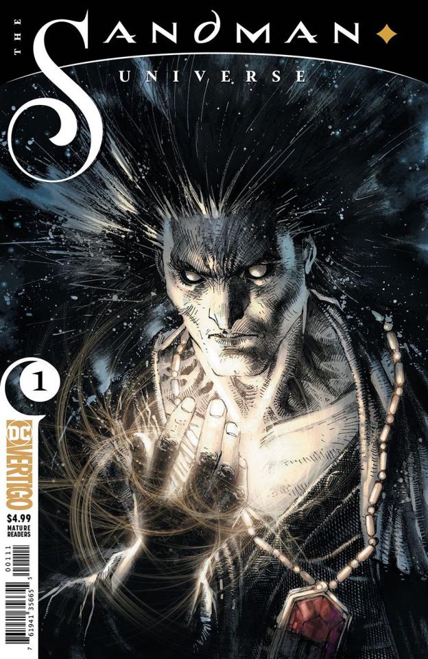 The Sandman Universe #1 (Lee Cover)