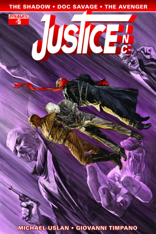 Justice, Inc. #5 (Ross Cover)