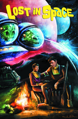 Lost in Space #1 (10 Copy Cover)