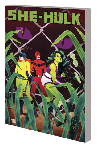 She-Hulk Vol. 2: Disorderly Conduct