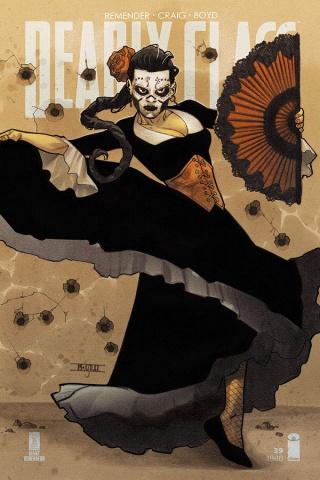 Deadly Class #39 (Asrar Cover)