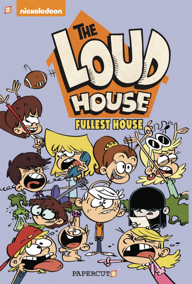 The Loud House Vol. 1: There Will Be Chaos