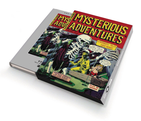 Mysterious Adventures Vol. 1 (Slipcase Edition)