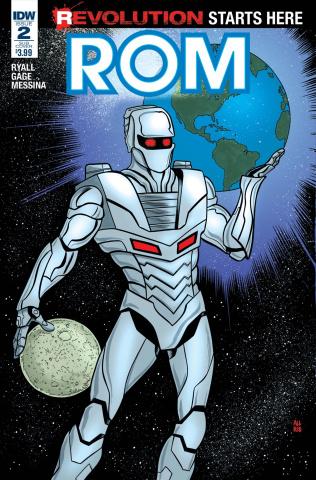 ROM #2 (Allred Subscription Cover)