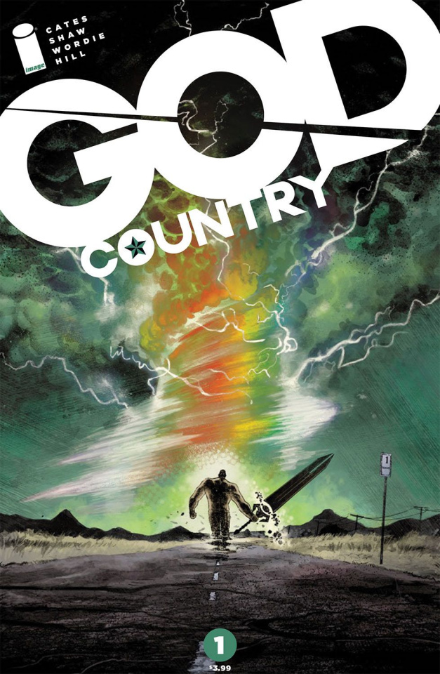 God Country #1 (Shaw & Stewart Cover)