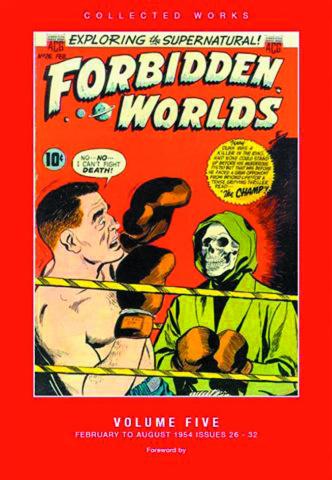 Forbidden Worlds Vol. 5