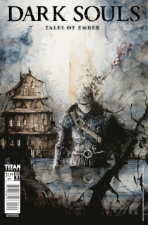 Dark Souls: Tales of Ember #1 (Serra Cover)