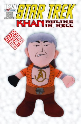 Star Trek: Khan Ruling in Hell #1