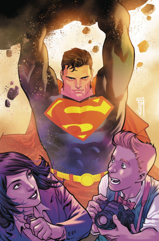 Action Comics #1011 (Variant Cover)