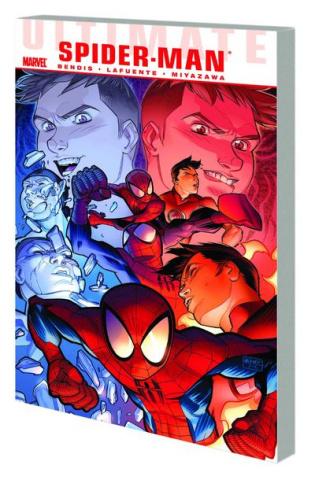Ultimate Comics Spider-Man Vol. 2: Chameleons