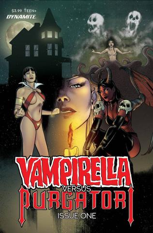Vampirella vs. Purgatori #1 (Sarraseca Bonus Cover)