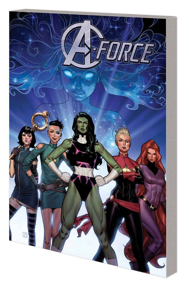 A-Force Vol. 1: Hypertime