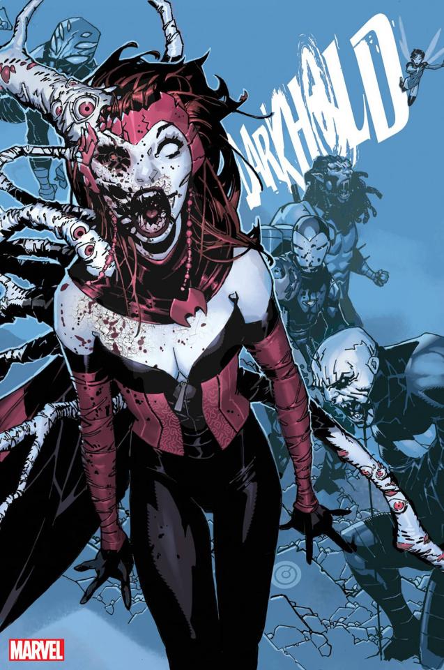 Darkhold: Omega #1