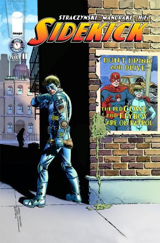 Sidekick #11 (Jerry & Rachel Ordway Cover)