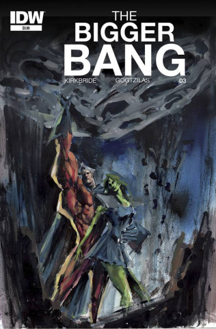 The Bigger Bang #3