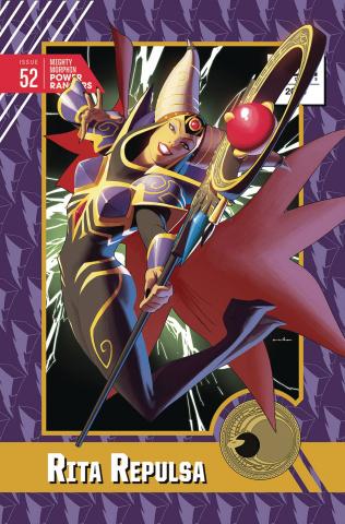 Mighty Morphin' Power Rangers #52 (10 Copy Anka Cover)