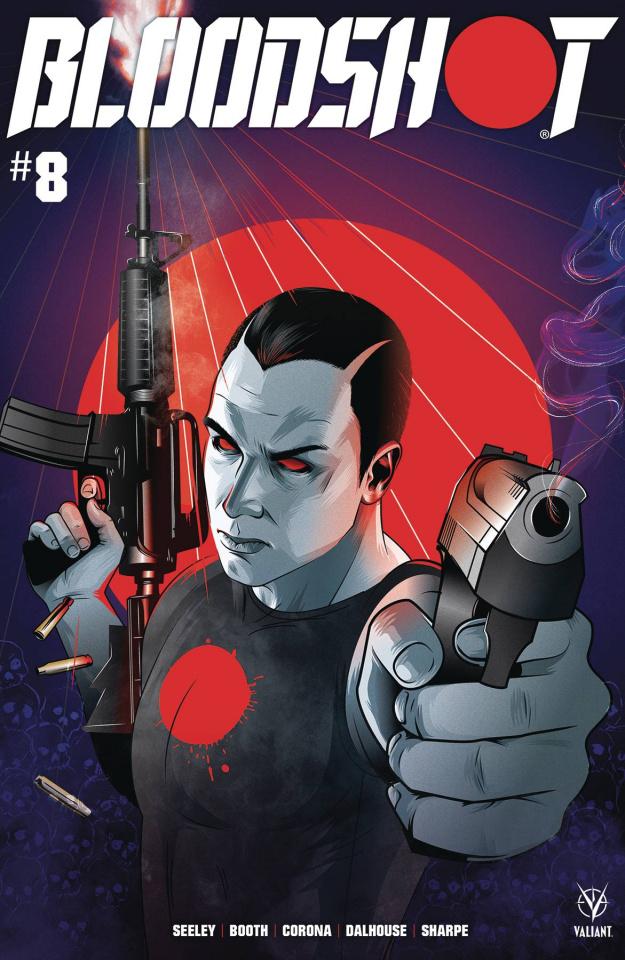 Bloodshot #8 (Cheung Cover)