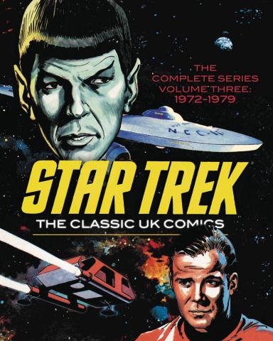 Star Trek: The Classic UK Comics Vol. 3