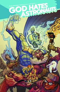 God Hates Astronauts #1 (Browne Cover)
