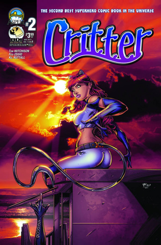 Critter #2 (Cover A)