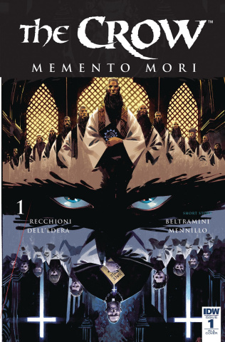 The Crow: Memento Mori #1 (10 Copy Cover)