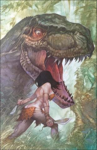 Jungle Comics #1 (Dorman Cover)