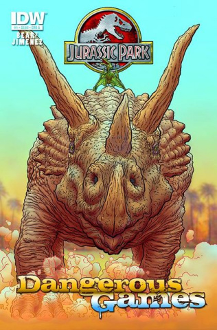Jurassic Park: Dangerous Games #1
